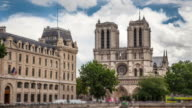 TIME LAPSE: Notre Dame Paris video