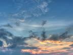 NTSC:Dramatic Sky(Clean) video