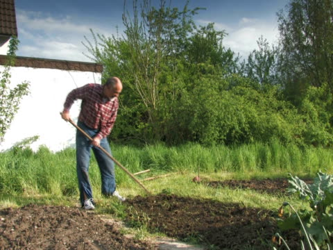 NTSC:Garden Work video