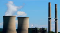 Nuclear and Coal Towers video