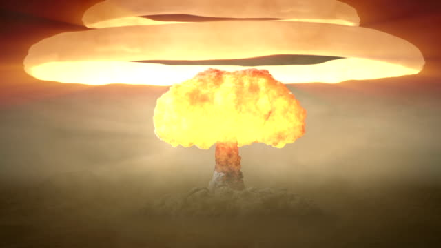 Nuclear Bomb video