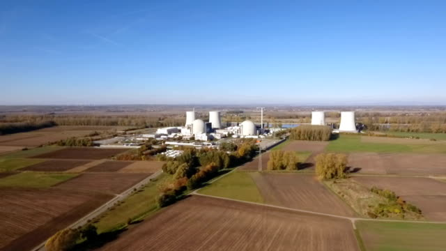 Nuclear power plant video