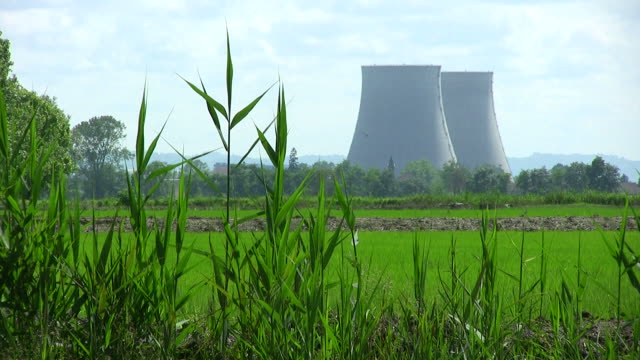 Nuclear Power Station - HD1080i video