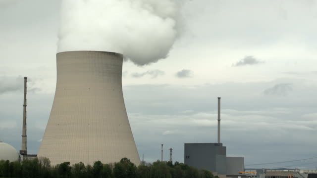 Nuclear Power Station (Real Time) video