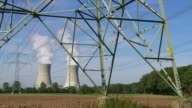 Nuclear Power Station (Time Lapse) video
