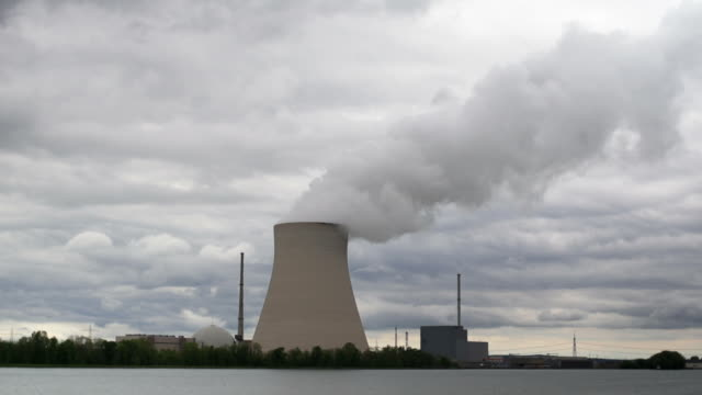 Nuclear Power Station video