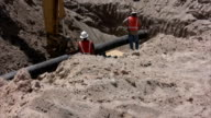 Nudging a Pipeline video