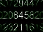 Numbers Green V.2 (DV) video