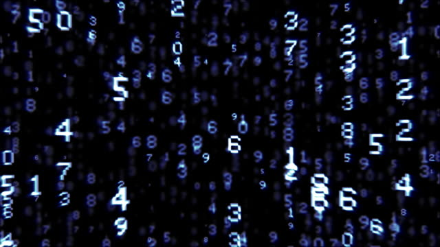 Numbers video
