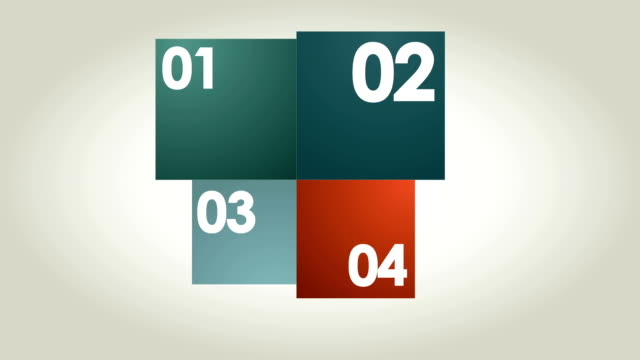 numeration for presentation headers video