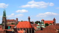 PAN Nuremberg Old Town And The Castle video