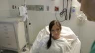 Nurse Checking Patient video