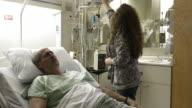 Nurse Helping Patient video