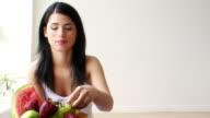 Nutrition Girl video