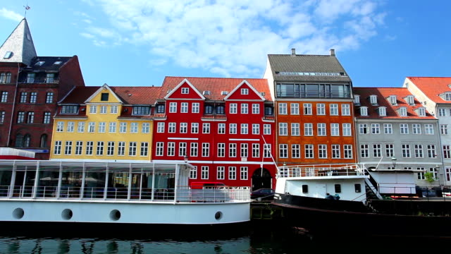 Nyhavn - Copenhagen video