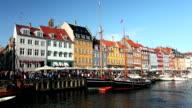 Nyhavn - Copenhagen video