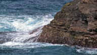 Oahu cliff 1 - HD 30F video