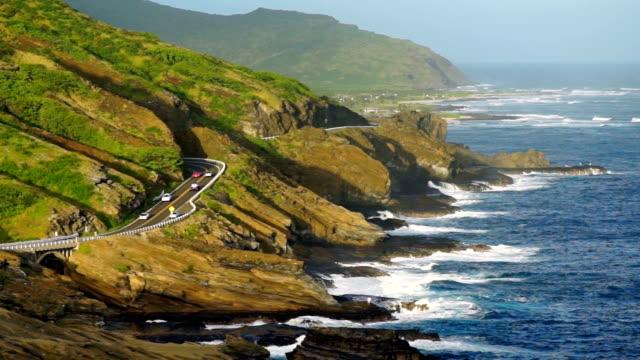 Oahu Hawaii South Shore Pacific Coast video