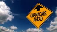 Obamacare Sign video
