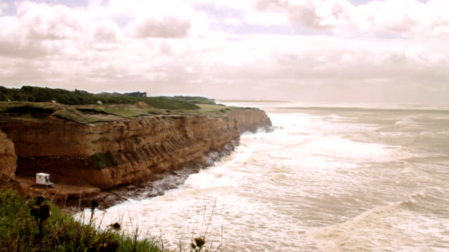 Ocean Cliff HD video