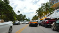 Ocean Drive Miami Beach video