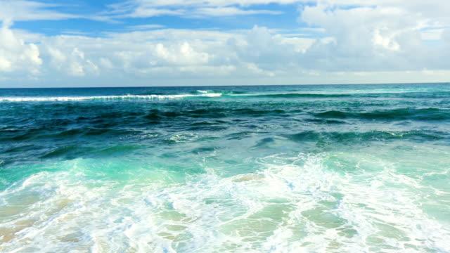 Ocean Scenic Landscape. video