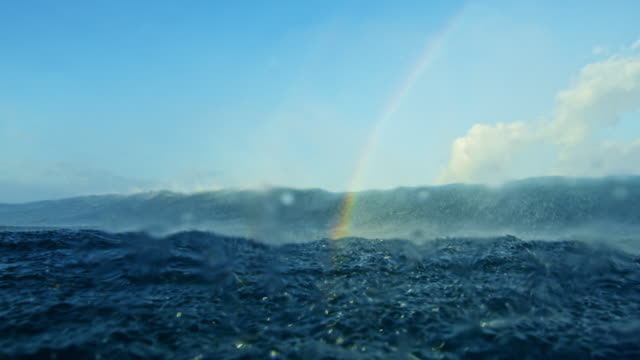 Ocean Spray Rainbow video
