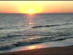 Ocean Sunrise video