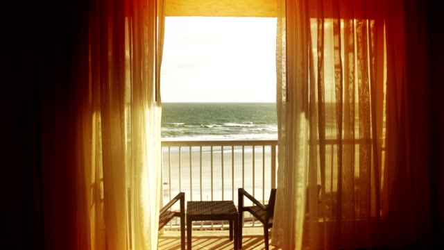 Ocean view with balcony video