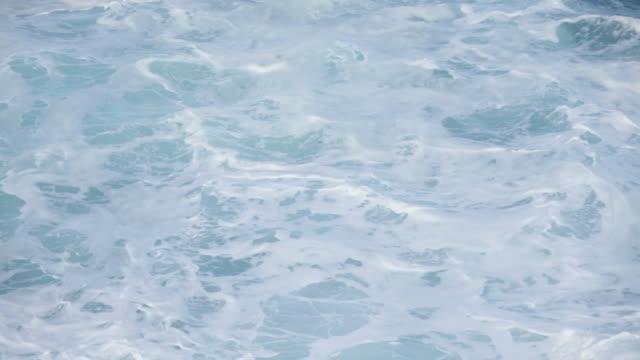 Ocean Water Nature Background, HD Video video