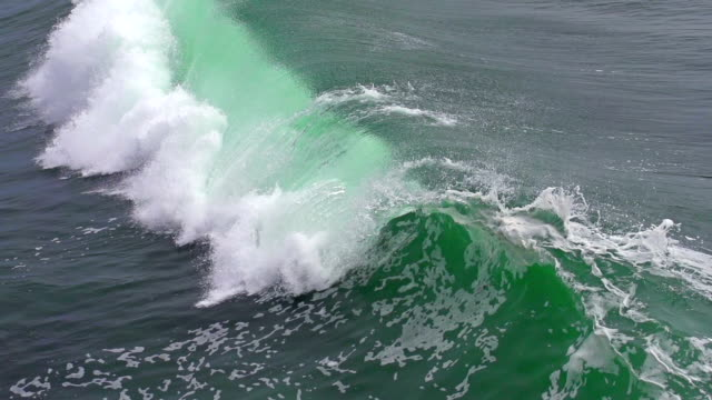 Ocean Wave Slow Motion video