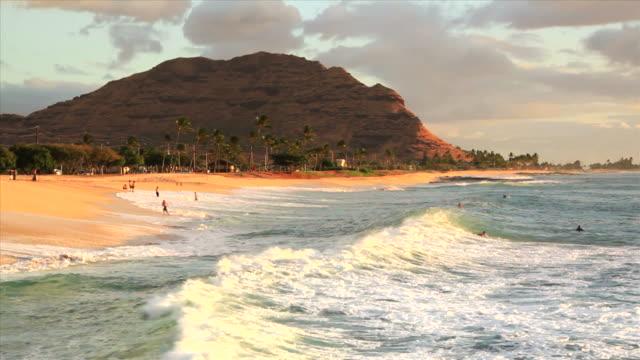 Ocean Waves Beach video