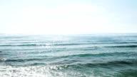 Ocean waves, loopable video