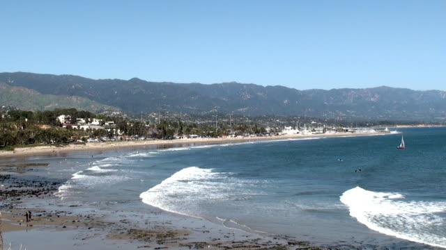 Oceanfront - Santa Barbara, California video