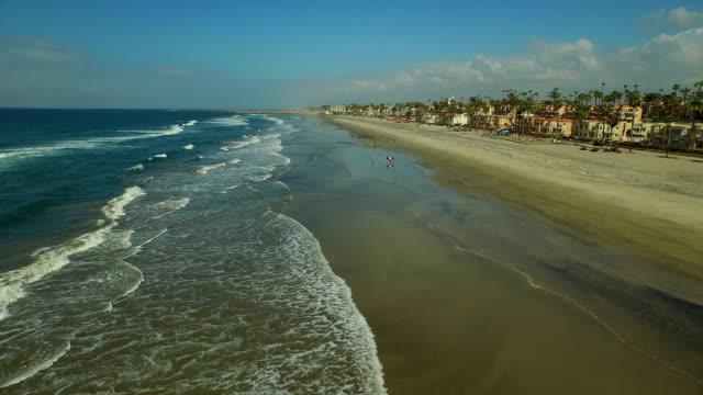 Oceanside Aerial video