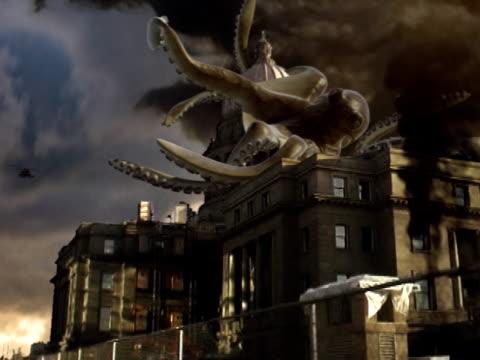 Octopus Attacks! video