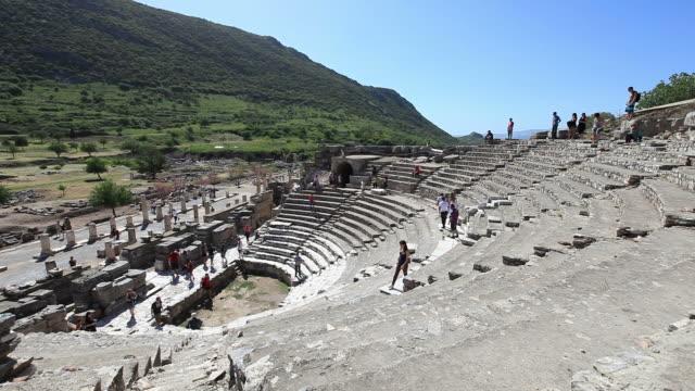 Odeon in Ephesus video
