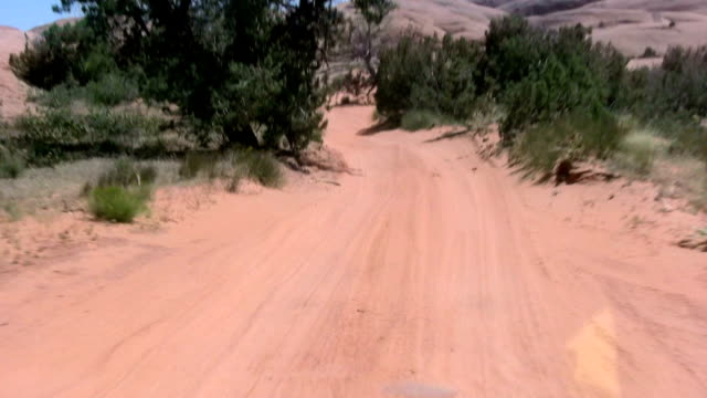 HD: Off road driving video