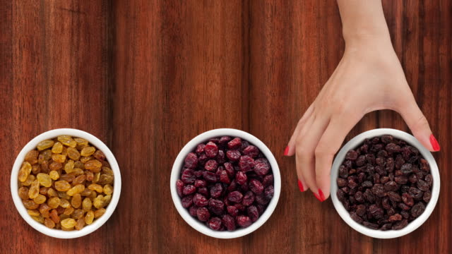 Offering dried fruits video