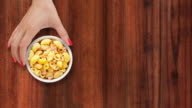 Offering macaroni and cheese video