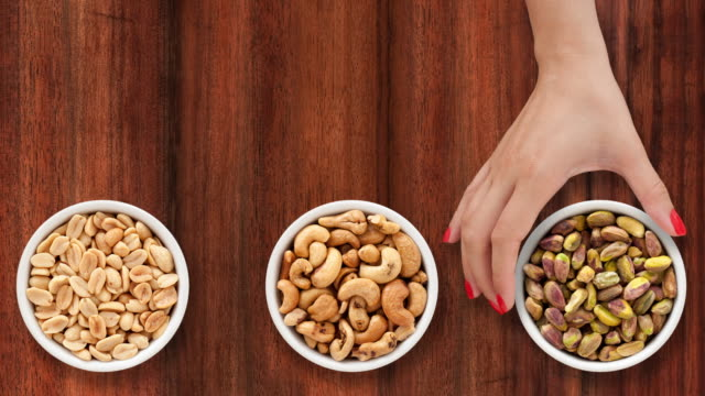 Offering nuts video