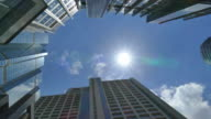 HD Office Building timelapse video
