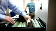 Office filing video