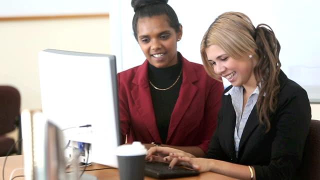 Office Staff training video