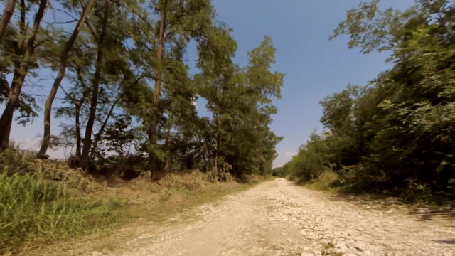 Off-Road Driving Unusual Angle video