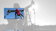 Oil and Gas Industry - Crude Oil Production video