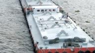oil cargo ship video