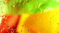 Oil Droplets video