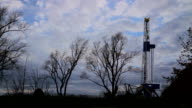Oil Fracking In Kansas video