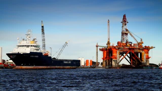 Oil Industry video